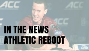 ATHLETIC REBOOT IN THE NEWS