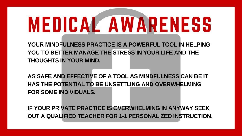POD Medical Awareness