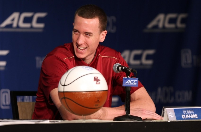 NCAA Basketball: ACC-Media Day