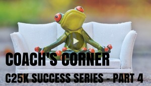 Couch to 5K Success Series Part 4 Avoiding Knee Pain