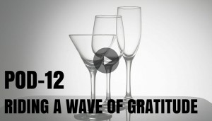 Power of Perspective and Gratitude Meditation – POD 12: A WAVE OF GRATITUDE